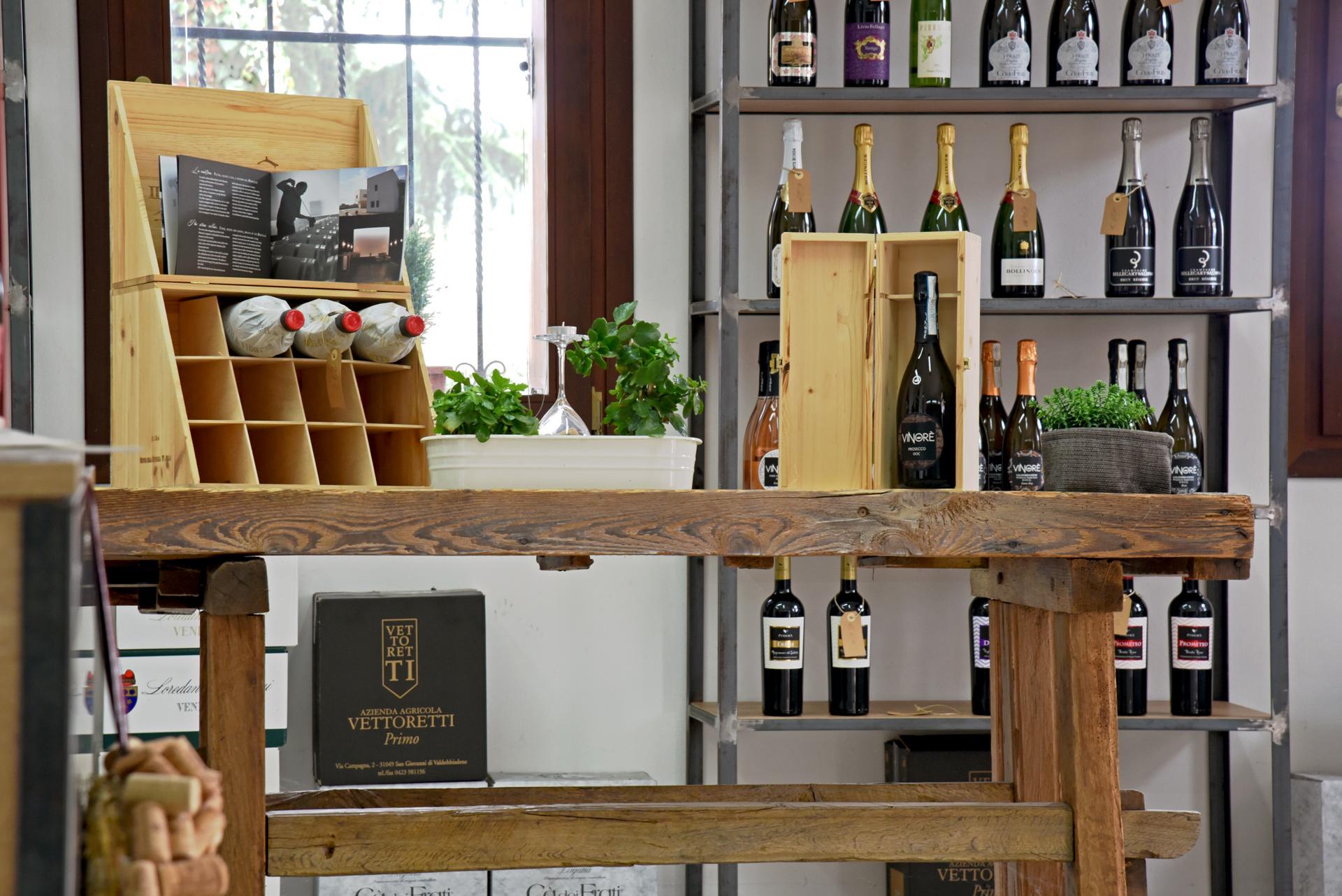 Wineshop Vinorè - products
